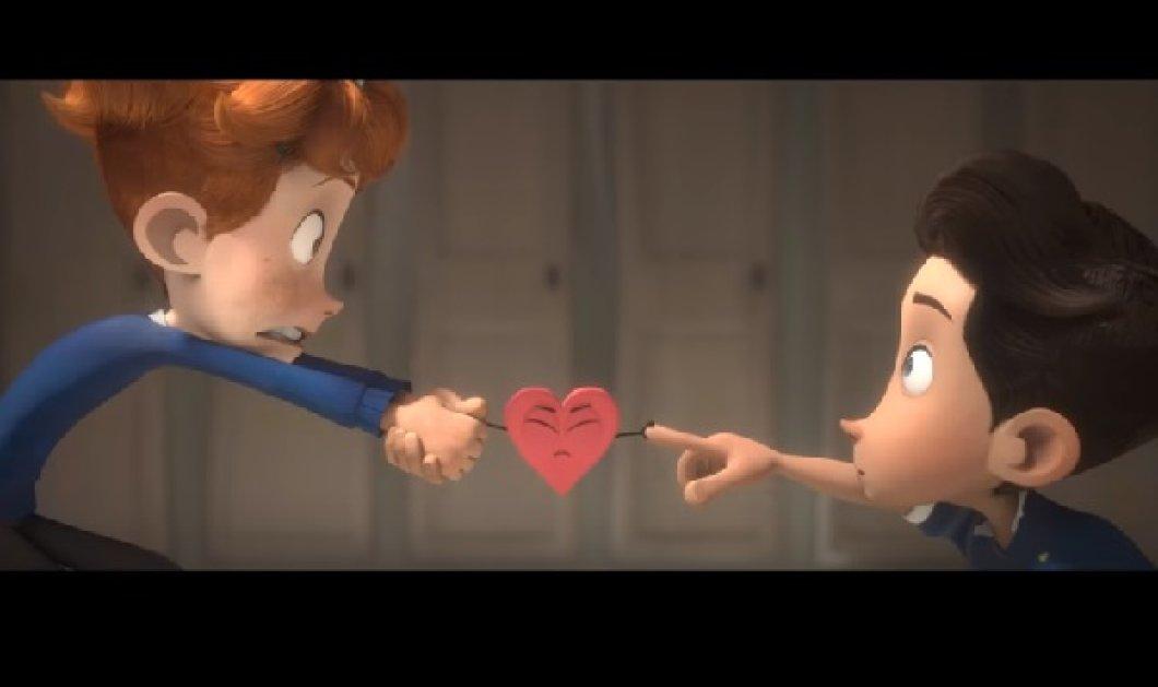 «In a Heartbeat»: Βίντεο 4 λεπτών - 17 εκατομμύρια views για τον φόβο του μικρού να αποκαλύψει την ομοφυλοφιλία του  - Κυρίως Φωτογραφία - Gallery - Video