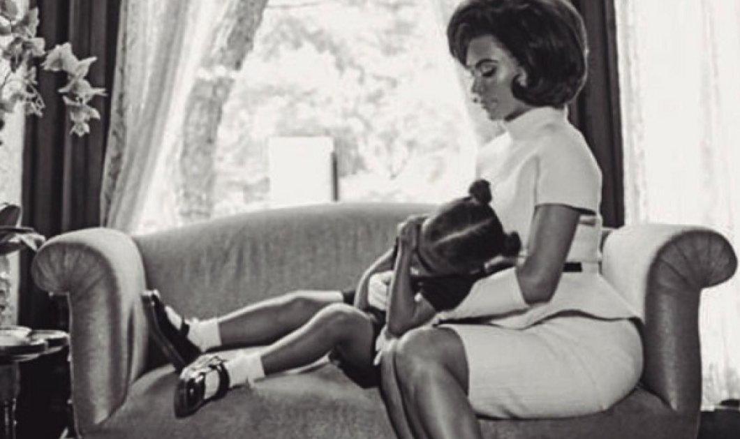 Ιεροσυλία! Η Κιμ Καρντάσιαν μεταμορφώνεται σε Τζάκι Κένεντι-Ωνάση & φωτογραφίζεται με την κόρη της - Κυρίως Φωτογραφία - Gallery - Video