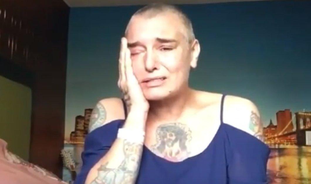 Η Sinead O'Connor καταρρέει σε 12λεπτο βίντεο: «Αν εξαρτιόταν μόνο από εμένα θα είχα φύγει» - Κυρίως Φωτογραφία - Gallery - Video