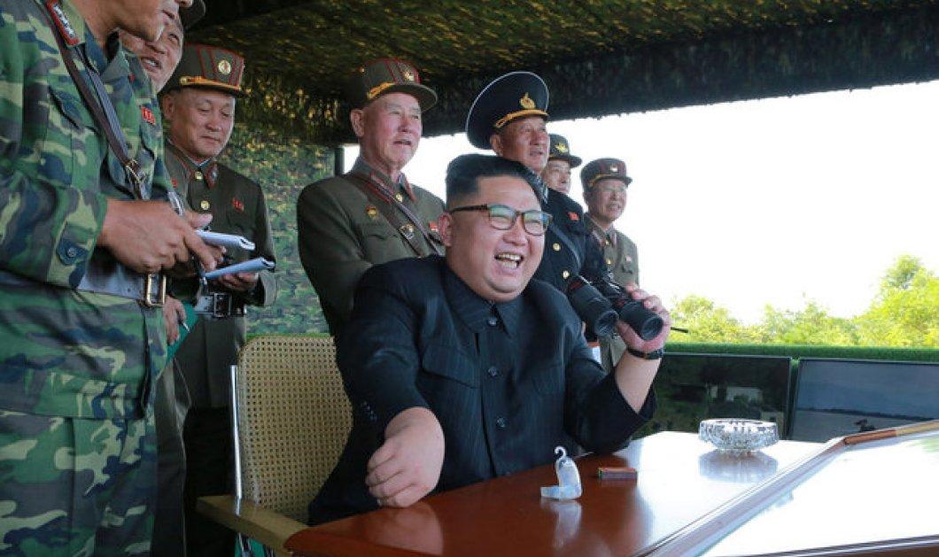 Ο Κιμ Γιονγκ Ουν οργίστηκε ξανά – εκτόξευσε 3 βαλλιστικούς πυραύλους - Κυρίως Φωτογραφία - Gallery - Video