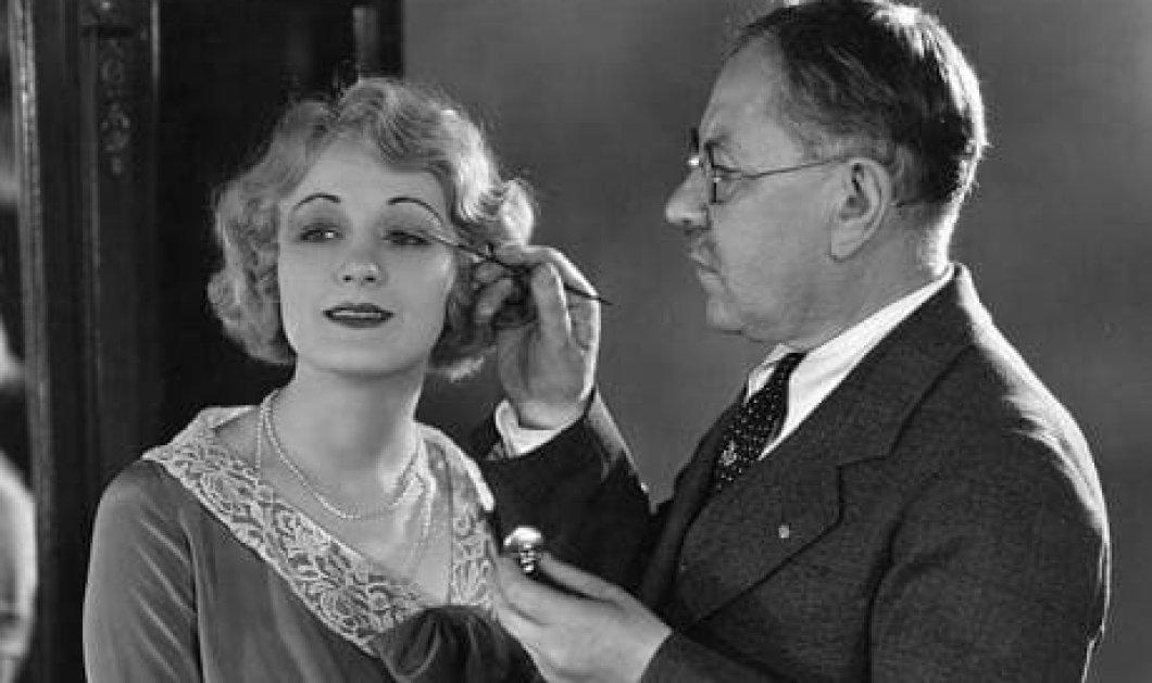 Ποιος ήταν ο MAX FACTOR ο τετραπέρατος Πολωνός που δημιούργησε το πρώτο make υp την πούδρα το lip gloss; - Κυρίως Φωτογραφία - Gallery - Video