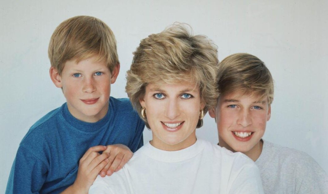 20 χρόνια από τον θάνατο της Νταϊάνα:  Δεν φαντάζεστε με ποιον τρόπο οι γιοι της Γουίλιαμ και Χάρι θα τιμήσουν τη μνήμη της   - Κυρίως Φωτογραφία - Gallery - Video