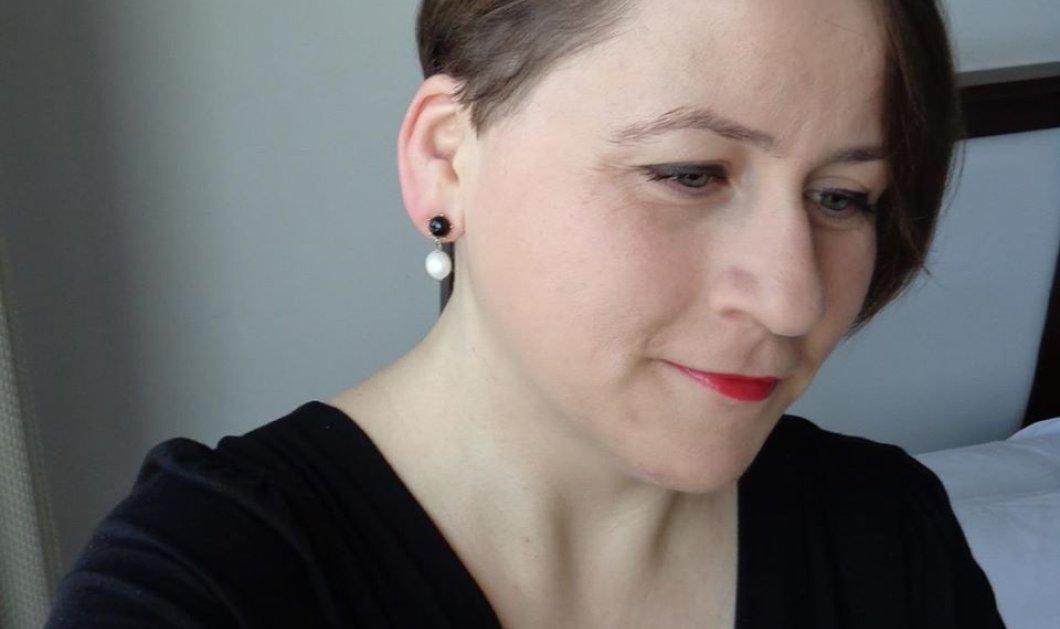 """Τοp woman η Ράνια Καταβούτα: διδάσκει Ελληνικά και την βράβευσαν με """"Ασημένια Μανόλια"""" στη Σαγκάη - Κυρίως Φωτογραφία - Gallery - Video"""