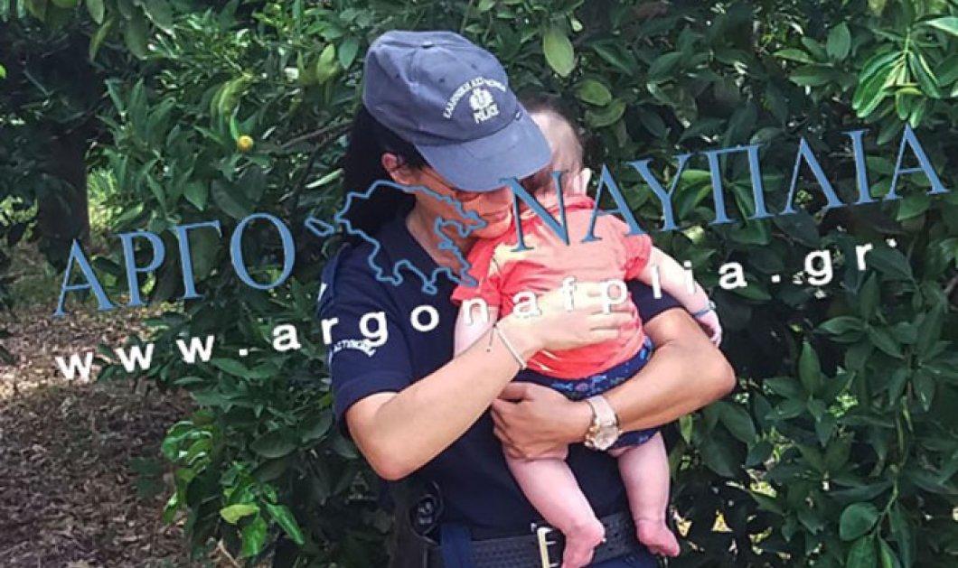 Βίντεο: Τροχαίο έξω από το Ναύπλιο - Συγκίνηση από την αστυνομικό που ηρέμησε το μωρό!!! - Κυρίως Φωτογραφία - Gallery - Video