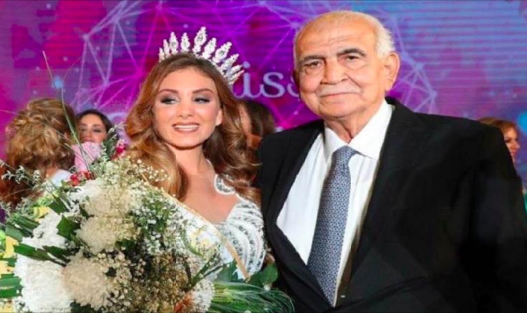 Η Μις Λίβανος έχασε τον τίτλο της! Eίχε ταξιδέψει στο.... απαγορευμένο Ισραήλ - Κυρίως Φωτογραφία - Gallery - Video