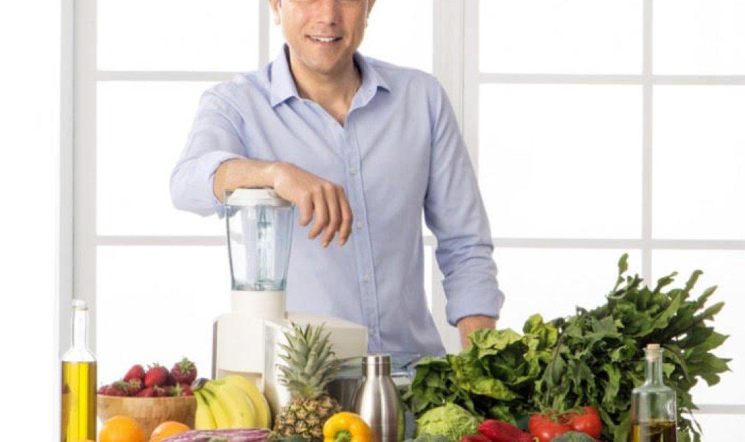 Ο διατροφολόγος Δ. Γρηγοράκης εξηγεί: Η φιλοσοφία της «δίαιτας ORAC» το απόλυτο μέσο για υγεία & μείωση βάρους - Κυρίως Φωτογραφία - Gallery - Video
