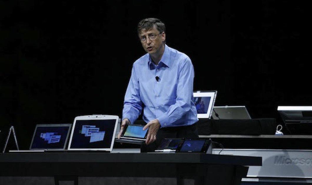 Ο Bill Gates απέκτησε Instagram! - για να δούμε την πρώτη του ανάρτηση - Κυρίως Φωτογραφία - Gallery - Video