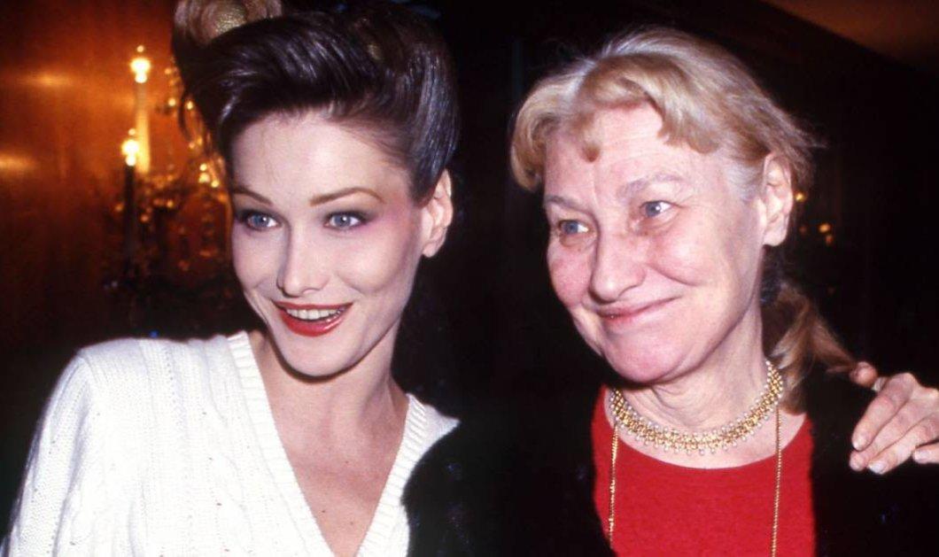 Η πιο πικάντικη καλοκαιρινή ιστορία - η μητέρα της Κάρλα Μπρούνι αποκαλύπτει: την έκανα με το γιο του εραστή μου – πώς γνώρισα το Νικολά Σαρκοζί - Κυρίως Φωτογραφία - Gallery - Video