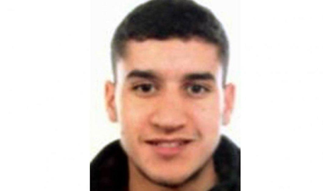 Ο δολοφόνος της Βαρκελώνης: καλός μαθητής, λάτρης των αυτοκινήτων & ήσυχος! — η μάνα του κλαίει όλη μέρα - Κυρίως Φωτογραφία - Gallery - Video