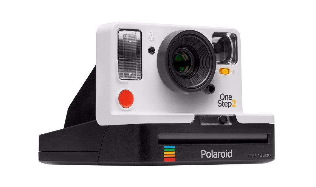 Η επιστροφή της Polaroid στην αναλογική φωτογραφία με τη OneStep 2 - Κυρίως Φωτογραφία - Gallery - Video