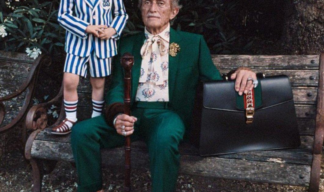 Φωτό - Η Gucci φωτογράφισε απλούς αλλά και περίεργους κατοίκους της Ρώμης για τη νέα της κολεξιόν - Κυρίως Φωτογραφία - Gallery - Video