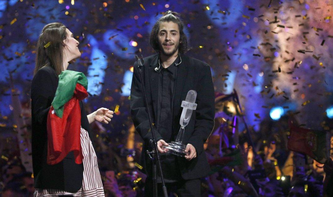 Δύσκολες ώρες για τον Salvador Sobral: Στην εντατική ο νικητής της Eurovision - Κυρίως Φωτογραφία - Gallery - Video
