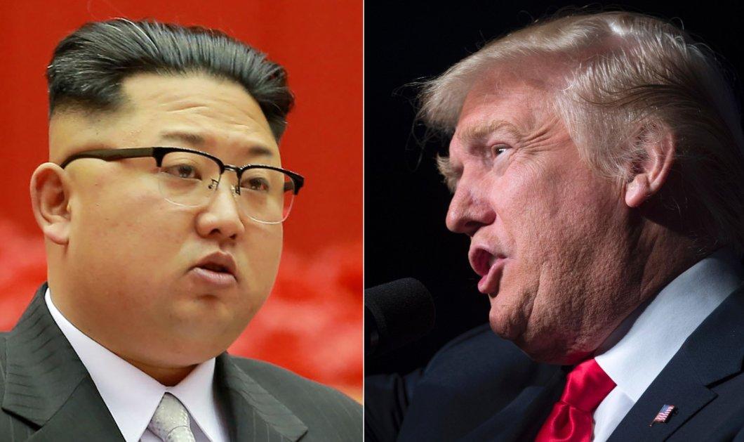 Ηχούν δυνατά τα τύμπανα του πολέμου: Με μαζική στρατιωτική απάντηση απειλούν οι ΗΠΑ τη Β. Κορέα - Κυρίως Φωτογραφία - Gallery - Video