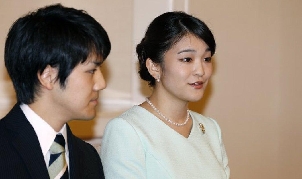 Μια ιστορία σαν παραμύθι: Γιαπωνέζα πριγκίπισσα απαρνείται το στέμμα για να παντρευτεί έναν κοινό θνητό - Κυρίως Φωτογραφία - Gallery - Video