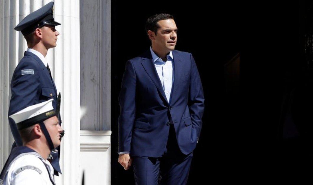 Μεγάλο άρθρο σε Νew Υork Τimes: Ελληνική τραγωδία, πράξη πέμπτη - Οι επενδύσεις, η στροφή του Τσίπρα προς το κέντρο  - Κυρίως Φωτογραφία - Gallery - Video