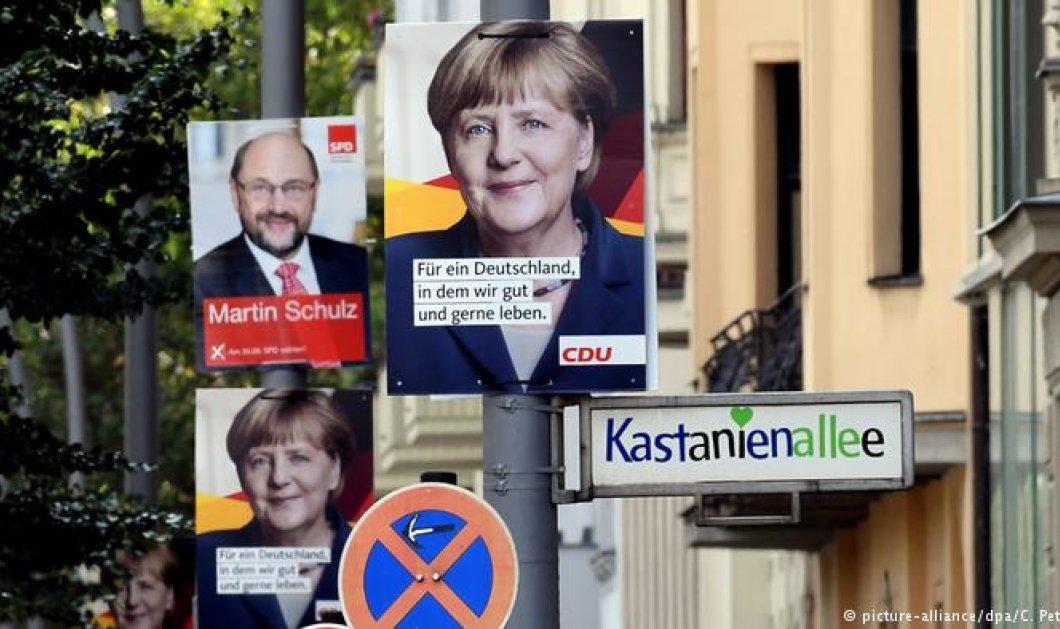Γερμανικές εκλογές: Τα απρόοπτα και πικάντικα του προεκλογικού αγώνα - Κυρίως Φωτογραφία - Gallery - Video