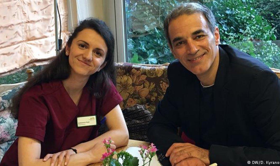Story of the day: Δυο Έλληνες νοσοκόμοι διηγούνται τη νέα τους ζωή σε νοσοκομεία της Γερμανίας - Κυρίως Φωτογραφία - Gallery - Video