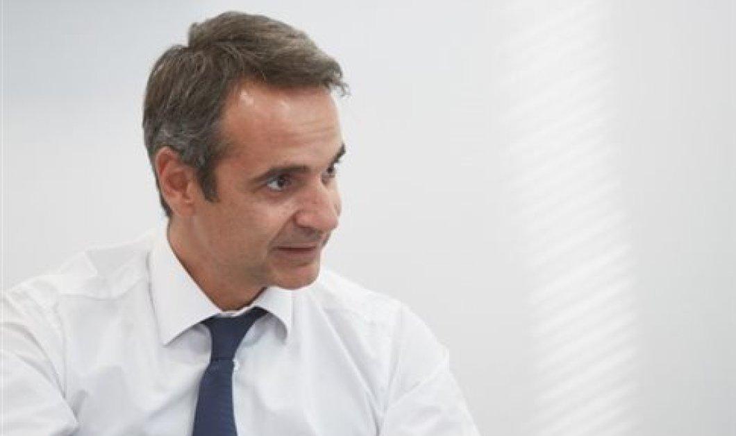 Κυριάκος Μητσοτάκης: Η Γαλλία μπορεί να συμβάλλει στην επιστροφή της Ελλάδας στην ανάπτυξη - Κυρίως Φωτογραφία - Gallery - Video