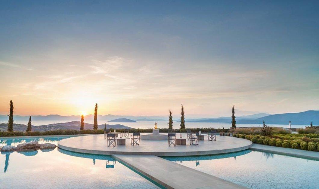 Το Amanzoe στο Κρανίδι μέσα στα top ξενοδοχεία της Ευρώπης - Ψηφίστηκε από το κορυφαίο Conde Nast Traveller (ΦΩΤΟ) - Κυρίως Φωτογραφία - Gallery - Video