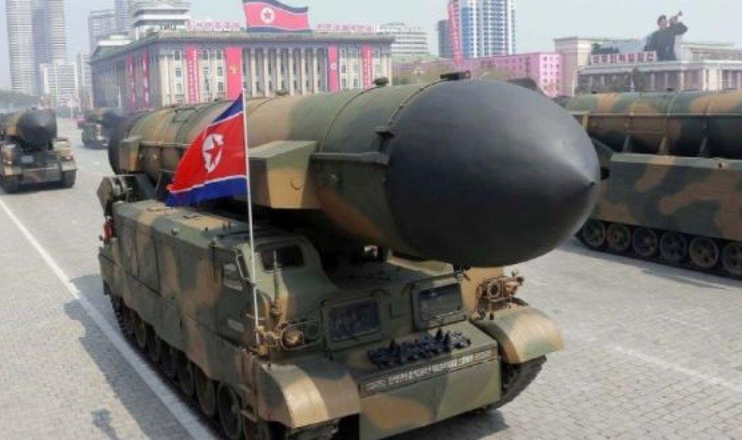 Συμβούλιο Ασφαλείας του ΟΗΕ: Πράσινο φως στην επιβολή νέων κυρώσεων στη Β. Κορέα σε πετρέλαιο και αέριο - Κυρίως Φωτογραφία - Gallery - Video