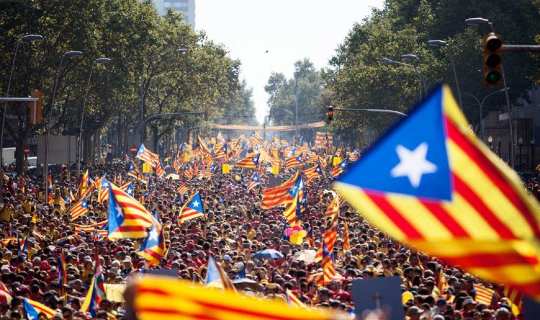 «Καζάνι που βράζει» η Καταλονία: Οι αυτονομιστές δηλώνουν έτοιμοι για το δημοψήφισμα  - Κυρίως Φωτογραφία - Gallery - Video
