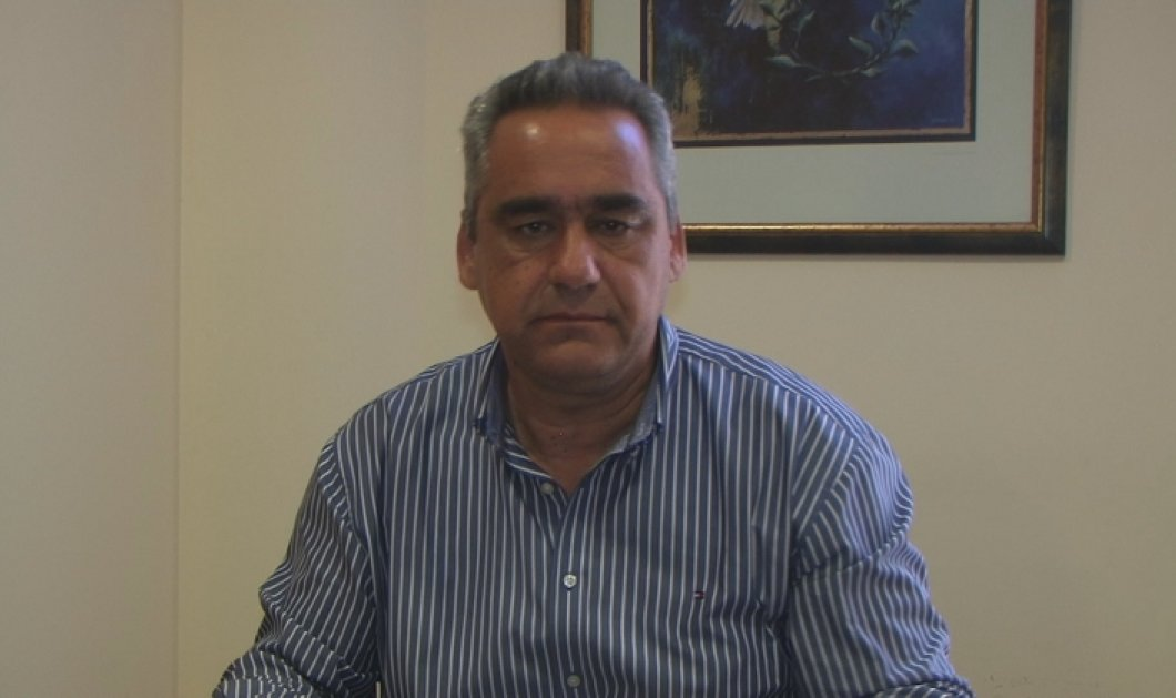 «Θα μου κλ@σεις τα αρχ@@@α» - Η απάντηση του πρώην δημάρχου Νεμέας στον Χρυσαυγίτη Μπούκουρα - Κυρίως Φωτογραφία - Gallery - Video
