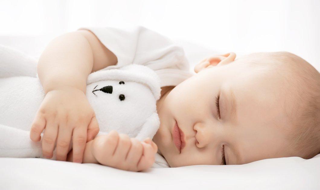 Νέα διεθνής έρευνα: Τα μωρά κοιμούνται καλύτερα όταν έχουν δικό τους δωμάτιο - Κυρίως Φωτογραφία - Gallery - Video