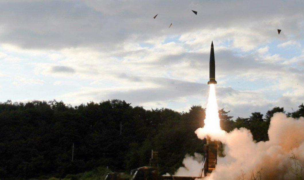 Παγκόσμιος συναγερμός: Η Βόρεια Κορέα εκτόξευσε νέο πύραυλο πάνω από την Ιαπωνία - Έκτακτη σύγκλιση του Συμβουλίου Ασφαλείας (ΦΩΤΟ-ΒΙΝΤΕΟ) - Κυρίως Φωτογραφία - Gallery - Video