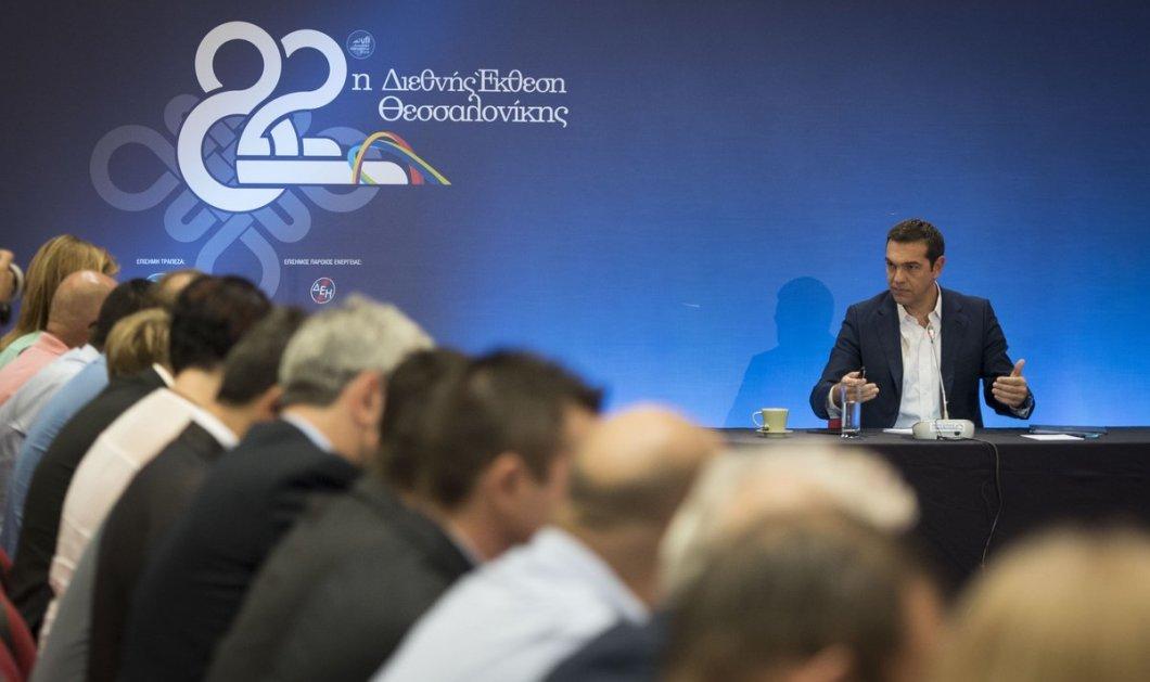 Αλ. Τσίπρας: Εκλογές στο τέλος της κυβερνητικής θητείας - Να αναδείξουμε την Ελλάδα της δημιουργίας - Κυρίως Φωτογραφία - Gallery - Video