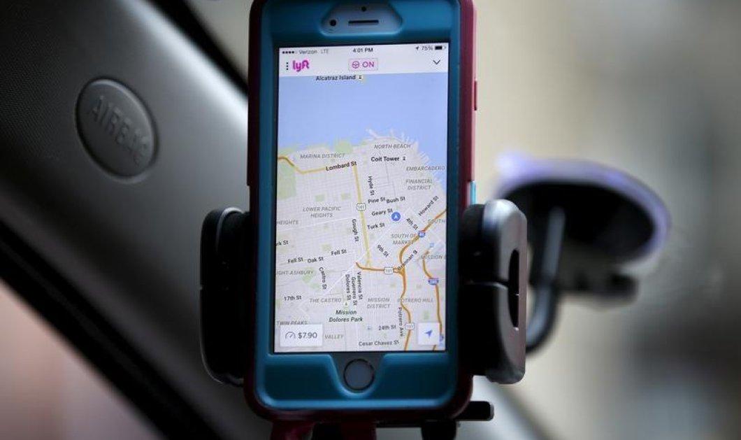 Ο κολοσσός Alphabet επενδύει στη διαδικτυακή εταιρεία ταξί Lyft - πώς αλλάζει το taxi τελείως - Κυρίως Φωτογραφία - Gallery - Video