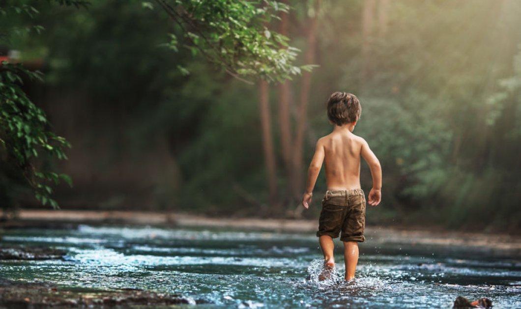 35 φωτογραφίες χαρούμενων παιδιών που φέτος καλοκαίρι πέταξαν στο καλάθι τα smartphones & tablets - Κυρίως Φωτογραφία - Gallery - Video