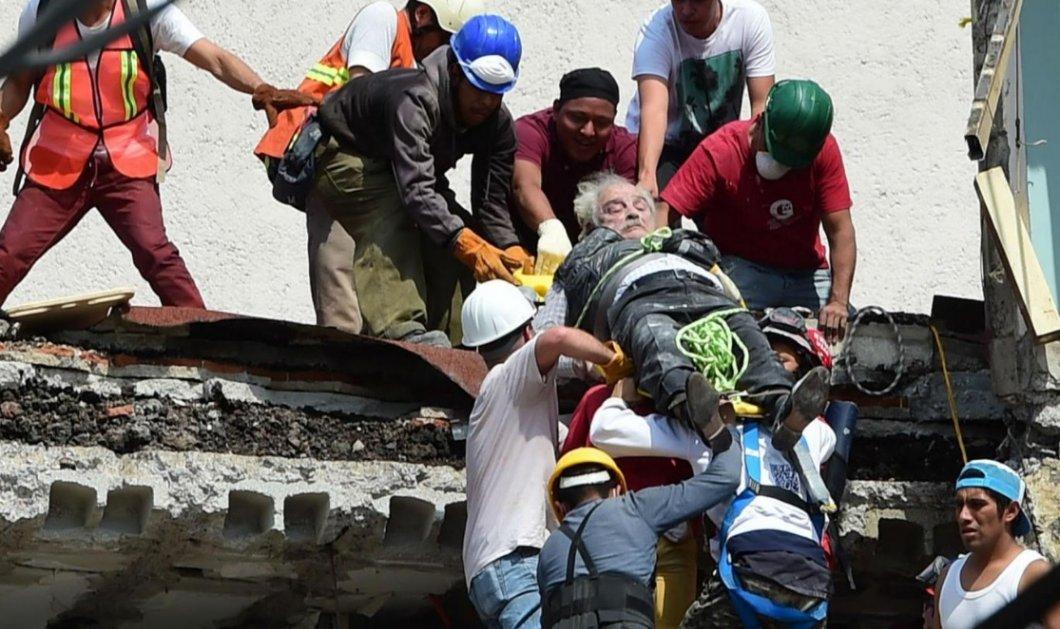 Φονικός σεισμός 7,1R στο Μεξικό: Τουλάχιστον 224 νεκροί, ανάμεσά τους και 21 παιδιά (ΦΩΤΟ - ΒΙΝΤΕΟ) - Κυρίως Φωτογραφία - Gallery - Video