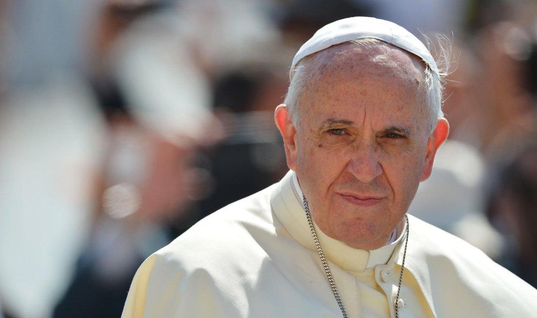 Ο πάπας Φραγκίσκος αποκαλύπτει: «Επί έξι μήνες επισκεπτόμουν μια εβραία ψυχαναλύτρια, μια φορά την εβδομάδα» - Κυρίως Φωτογραφία - Gallery - Video