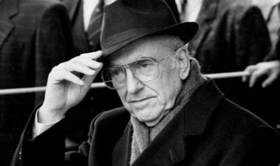 Πέθανε σε ηλικία 100 ετών ο οδηγός του Ανδρέα Παπανδρέου  - Κυρίως Φωτογραφία - Gallery - Video