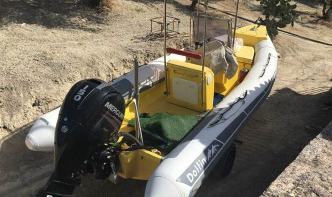 Κρήτη: 79χρονη & 74χρονος έκλεψαν σκάφος αυτοκίνητο & μηχανάκι  - Κυρίως Φωτογραφία - Gallery - Video