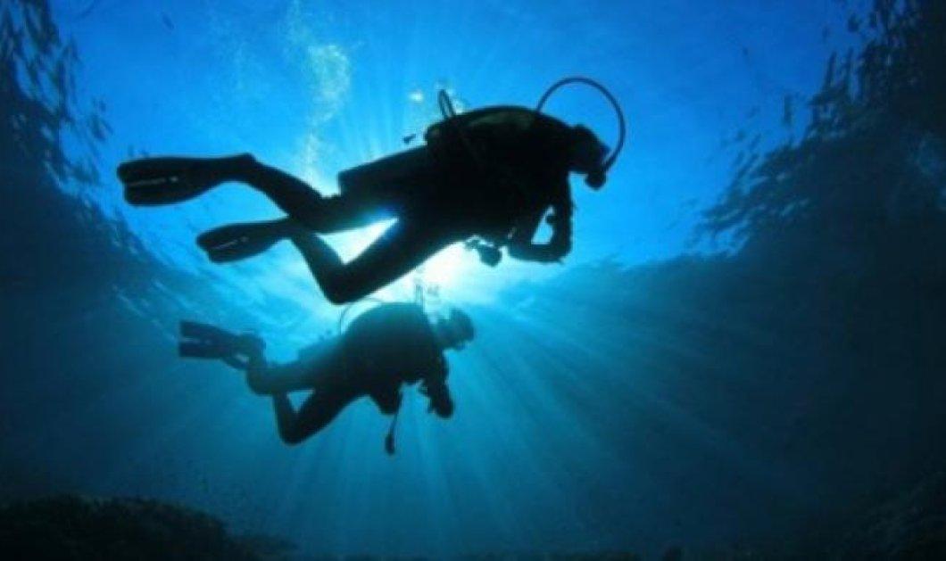 Χαλκιδική: Νεκρή 45χρονη καταδύτρια  - Με συμπτώματα της νόσου των δυτών ο άντρας της - Κυρίως Φωτογραφία - Gallery - Video