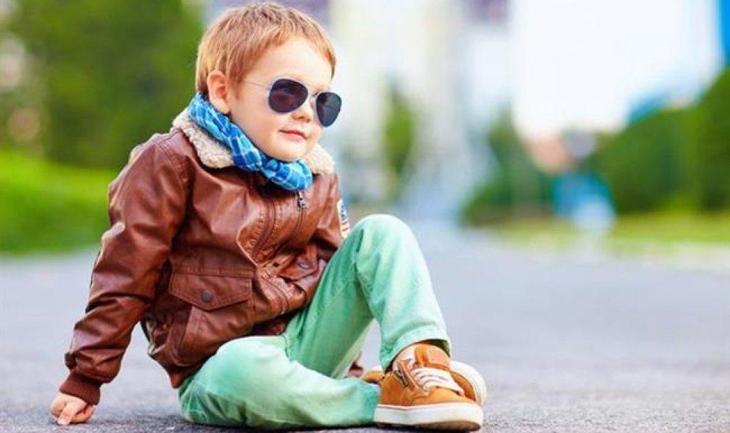 Νέα ανακάλυψη: Βρετανός δημιούργησε ρούχα που μεγαλώνουν μαζί με το παιδί - Κυρίως Φωτογραφία - Gallery - Video