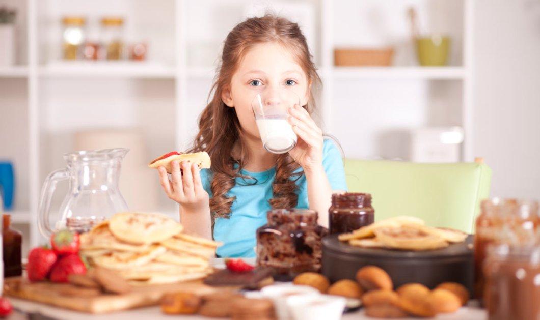 Πόσο σημαντικό είναι το πρωινό για τα παιδιά - Τι δείχνει η έρευνα  - Κυρίως Φωτογραφία - Gallery - Video