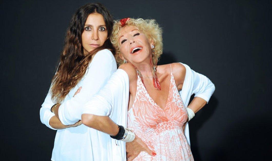 Η Μαρία Ελένη Λυκουρέζου μιλάει για πρώτη φορά μετά το θάνατο της μητέρας της: « Ας αφήσουν ήσυχη την ψυχούλα της» - Κυρίως Φωτογραφία - Gallery - Video