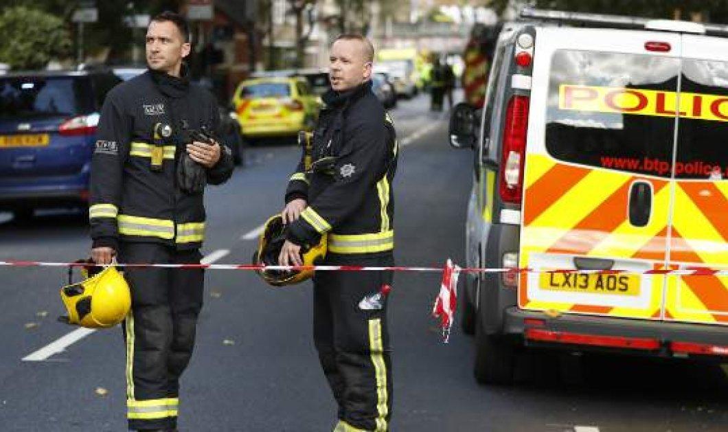 «Μητέρα του Σατανά»: έτσι λέγεται το εκρηκτικό που χρησιμοποιήθηκε στην επίθεση στο Λονδίνο - μακελειό ήθελαν οι δράστες - Κυρίως Φωτογραφία - Gallery - Video