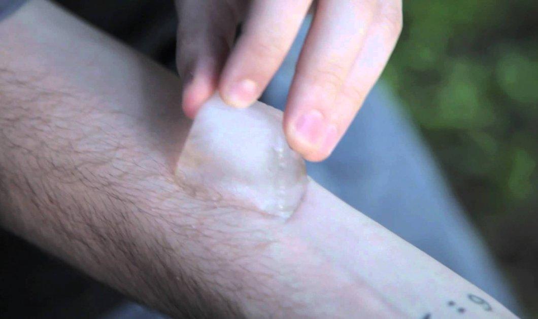 «Salt and Ice Challenge»: ο Μάνος Σφακιανάκης για το νέο άκρως επικίνδυνο παιχνίδι στο διαδίκτυο - Κυρίως Φωτογραφία - Gallery - Video