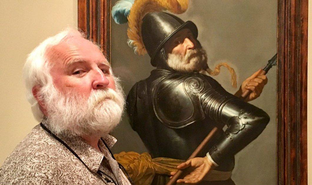 10+  Φωτογραφίες: Απίστευτες ομοιότητες επισκεπτών μουσείων με πρόσωπα που βρίσκονται σε παλιούς πίνακες ζωγραφικής  - Κυρίως Φωτογραφία - Gallery - Video