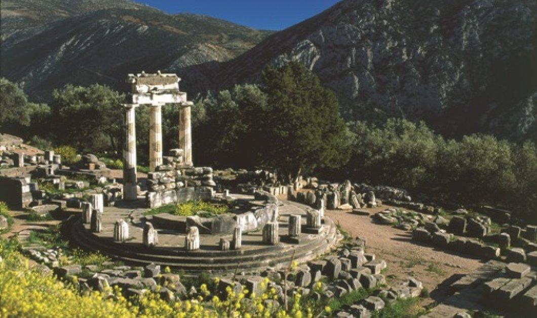 BBC: Ναούς στα σεισμικά ρήγματα έχτιζαν οι αρχαίοι Έλληνες - Κυρίως Φωτογραφία - Gallery - Video