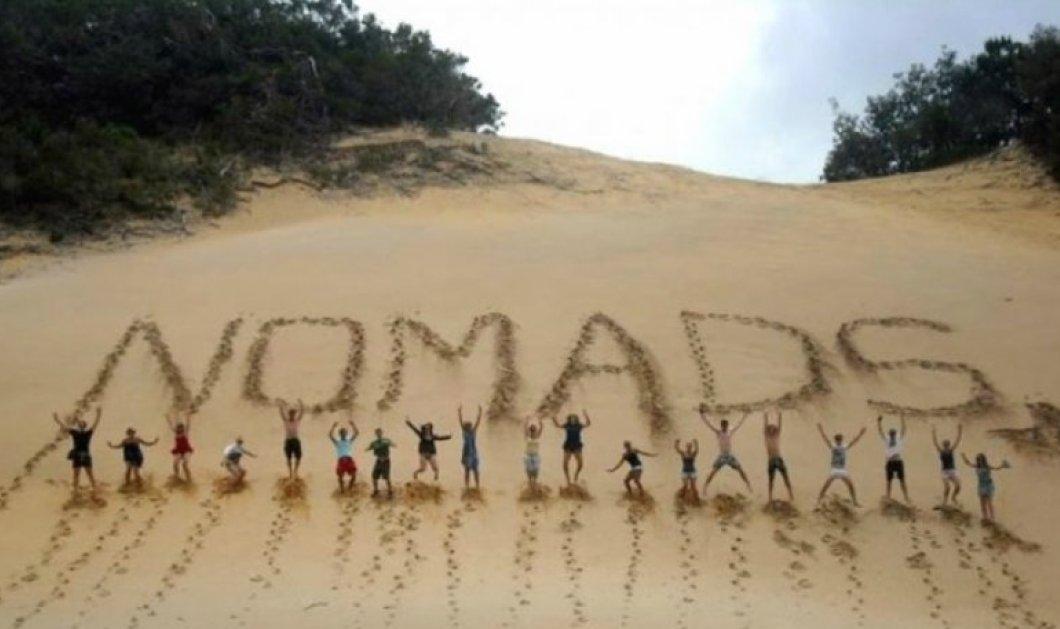 Nomads: η επίσημη ανακοίνωση από τον ANT1 - Κυρίως Φωτογραφία - Gallery - Video
