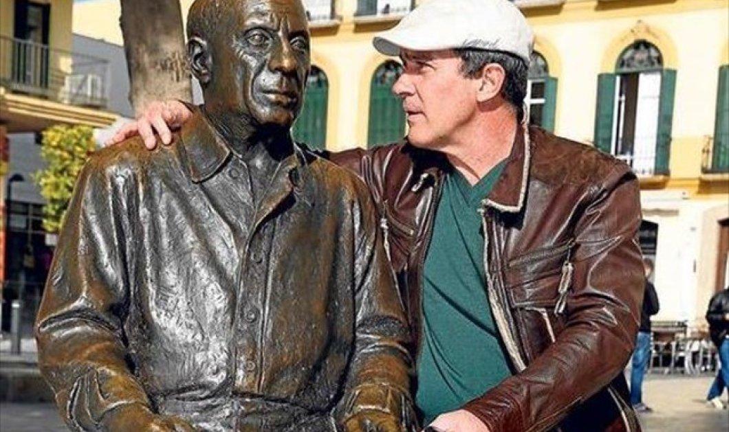 Ο Αντόνιο Μπαντέρας θα ενσαρκώσει τον Πάμπλο Πικάσο - Κυρίως Φωτογραφία - Gallery - Video