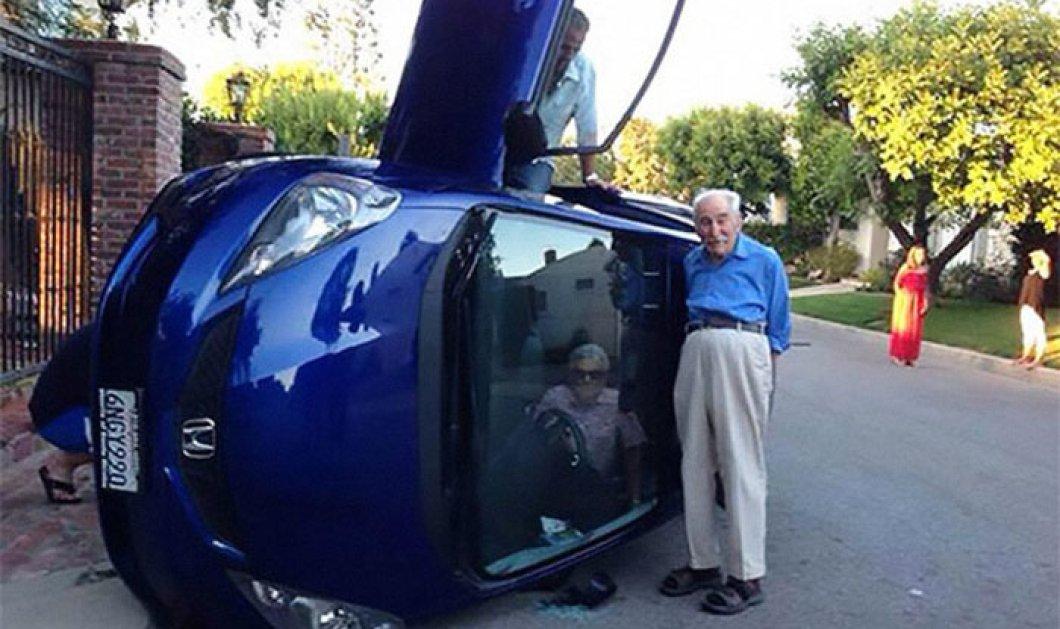Να οδηγώ ή όχι μετά τα - ήντα - όντα; Εσείς τι λέτε κοιτάζοντας αυτούς τους παππούδες - δημόσιο κίνδυνο; - Κυρίως Φωτογραφία - Gallery - Video