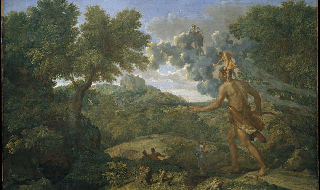 Greek Mythos: Ο Ωρίων το βρέφος που άφησαν στην εξώπορτα ο Δίας & ο Ποσειδών ως δώρο φιλοξενίας  - Κυρίως Φωτογραφία - Gallery - Video