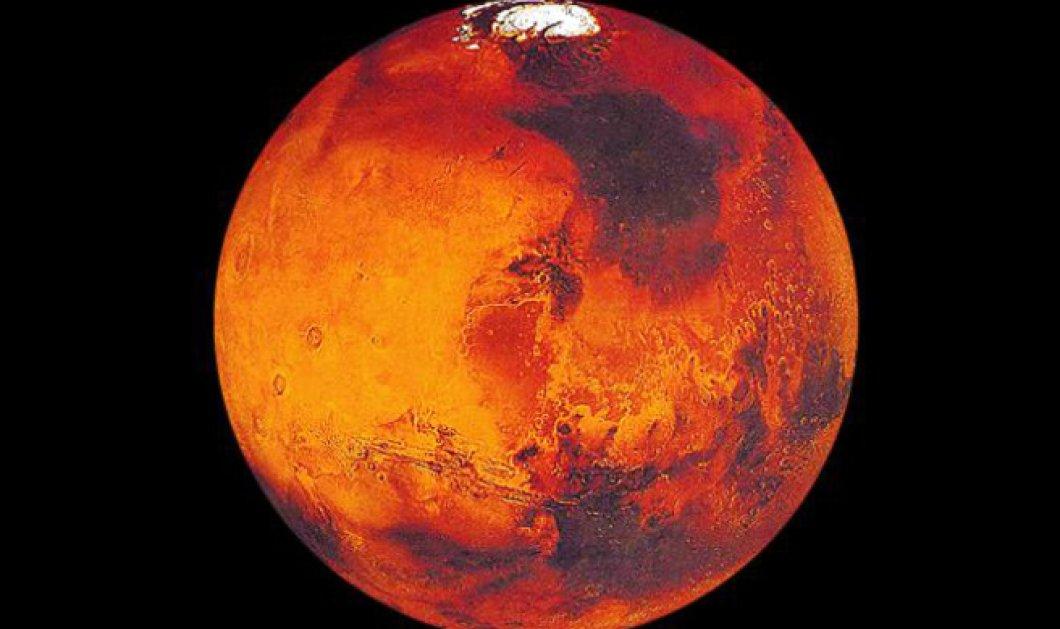 Το 2030 η NASA σκοπεύει να κατακτήσει τον Άρη - Ποιοι θα πάνε στον «κόκκινο πλανήτη» (ΒΙΝΤΕΟ) - Κυρίως Φωτογραφία - Gallery - Video