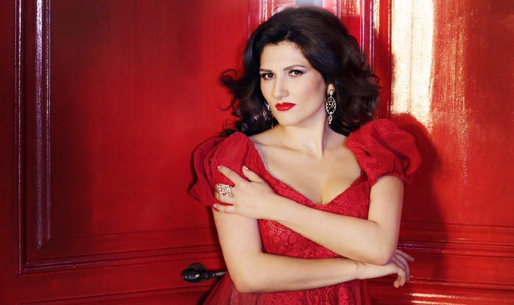 Έτος Μαρίας Κάλλας: Η Ντινάρα Αλίεβα το Σάββατο 16 Σεπτεμβρίου στο Μέγαρο Μουσικής Αθηνών - Κυρίως Φωτογραφία - Gallery - Video