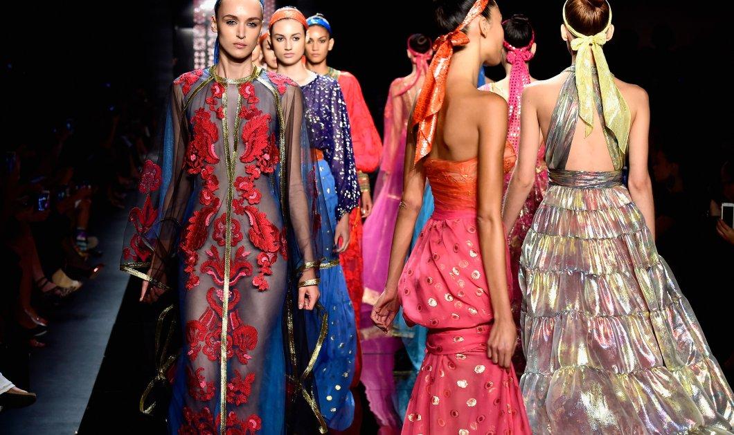 Η νέα Χάρτα των Gucci, Saint Laurent, Vuitton & Dior:  Τέλος στα υπερβολικά αδύνατα & στα ανήλικα μοντέλα  - Κυρίως Φωτογραφία - Gallery - Video
